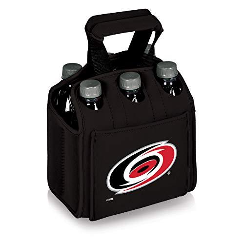 Picnic Time NHL Carolina Hurricanes Isoliertasche für Getränke, Neopren, 6 Stück (Hurricanes Nhl)