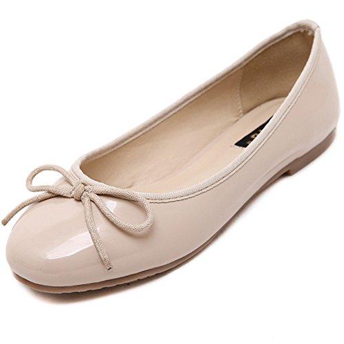 XTIAN , chaussons d'intérieur femme Abricot
