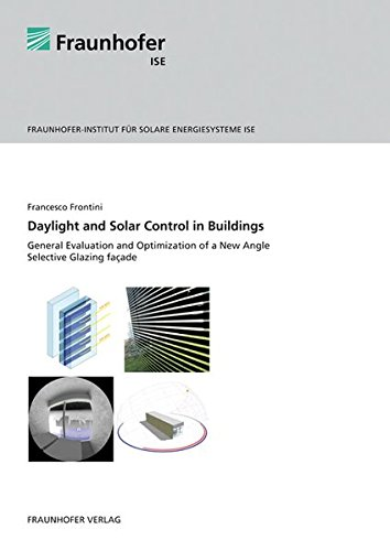 Daylight and Solar Control in Buildings.: General Evaluation and Optimization of a New Angle Selective Glazing.