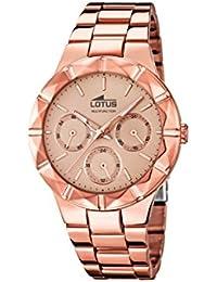 c763c3a15ff0 Amazon.es  Rosa - Relojes clásicos  Relojes