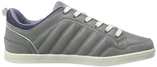 Kappa Rooster, Baskets Basses Homme Gris (Grey/offwhite)