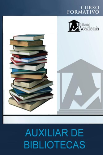 Auxiliar de bibliotecas por Adolfo Pérez Agustí