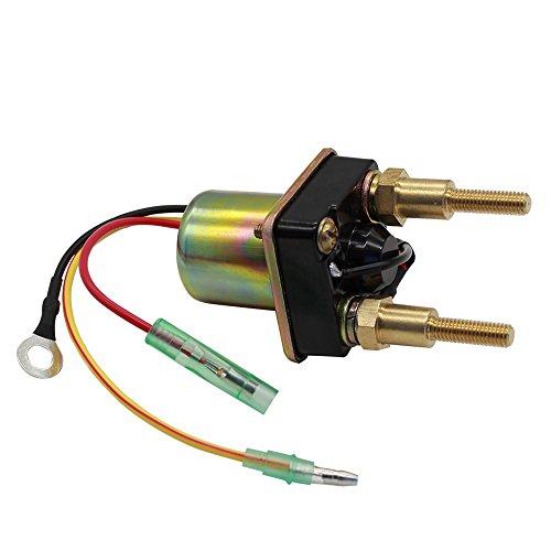 Cyleto Starter Relais Magnetspule für KAWASAKI JET SKI JS440 JS440-A16 1992 JS550 550 SX 1991 1992 1993 1994 1995 1998 PWC