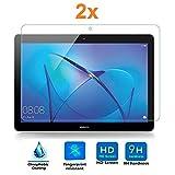 Pack 2X Pellicola salvaschermo per Huawei MEDIAPAD T3 10