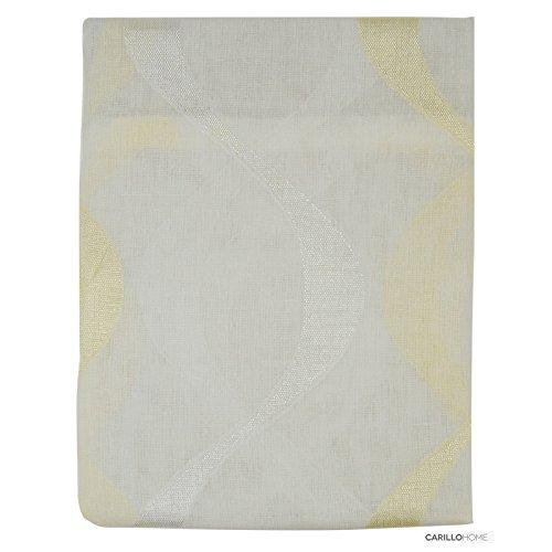 Coppia tendine regolabile ermes - 60x145, beige