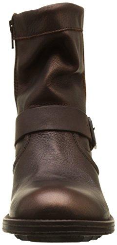 PLDM by Palladium Damen Clue DST Kurzschaft Stiefel Noir (Black/Bronze)