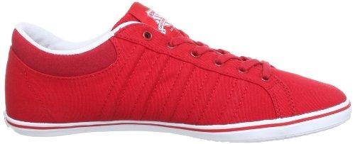K-Swiss HOF IV T VNZ 03015-631-M Herren Sneaker Rot (Red/White)