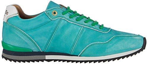 Pantofola d'Oro Teramo Vintage Herren Low-Top Türkis (MINT)
