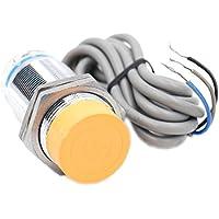 heschen Induktive Näherungsschalter Sensor Switch LJ30A3–15-Z/AX-Detektor 15mm 6–36VDC 300mA NPN Normalerweise geschlossen (NC) 3Draht