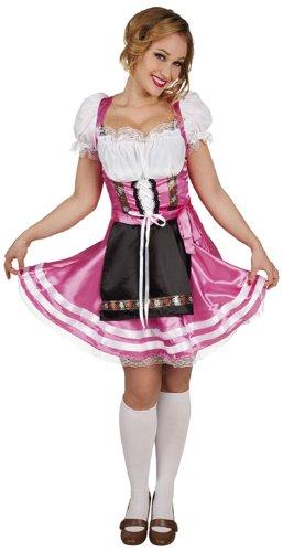 Kostüm Girl Oktoberfest - Boland 87447 Kostüm, Mehrfarbig, M