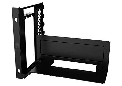 41LWDE%2BDV9L - BEST BUY #1 Cooler Master Vertical Graphic Card Holder ( No riser card ) Case Accesory 'FreeForm Modular System, High Quality Steel Build, Riser Card Required' MCA-U000R-KFVB00 Reviews and price compare uk