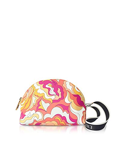 Emilio Pucci Beauty Case Donna 8Rsf158r220088 Pvc Multicolor