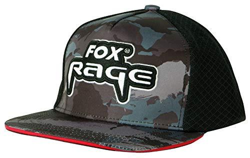b953b64940105 Imagen de fox rage camo trucker cap – anglercap para pesca