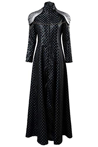 Manfu Game of Thrones 7 GOT Cersei Lannister Cosplay Kostüm Damen XL