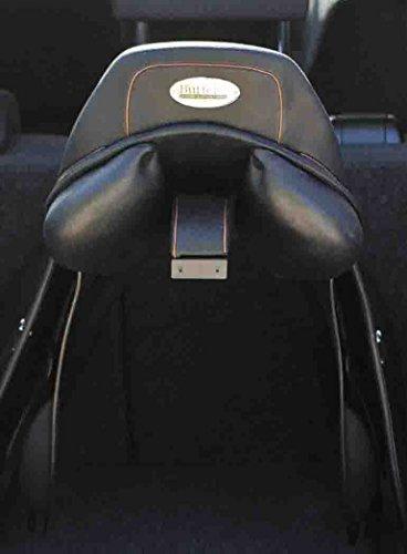 Reitsport Amesbichler Butterfly Sattelhalter Auto für Sättel Butterfly Sattelhalter DT-Saddlery | Auto Sattelhalter | Sattelhalter flexibel | Car Saddle Holder