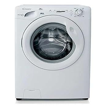 Candy GC 1471D3 Autonome Charge avant 7kg 1400tr/min A++ Blanc machine à laver - machines à laver (Autonome, Charge avant, Blanc, Gauche, 180°, 50 L)