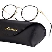 occhiali anti abbagliamento Rnow Yellow Tinted occhiali da sole per affaticamento occhi da computer perfetti per gaming