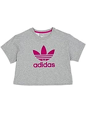 adidas Mädchen J Trf Ft Tee Shirt
