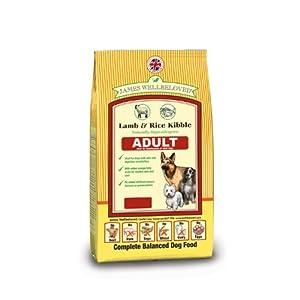 James Wellbeloved Adult Dog Lamb & Rice 15kg