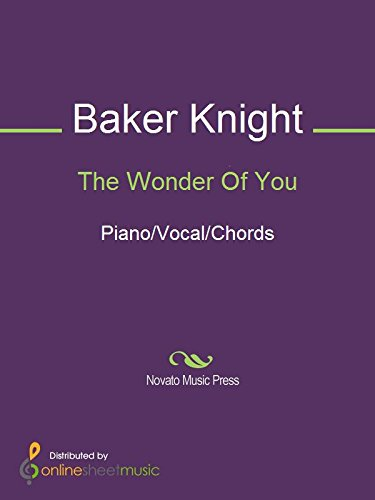 The Wonder Of You (English Edition) eBook: Baker Knight, Elvis ...