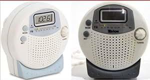 badradio beach radio badezimmerradio duschradio strand dusch badradio mit uhrzeiger 24 stunden. Black Bedroom Furniture Sets. Home Design Ideas
