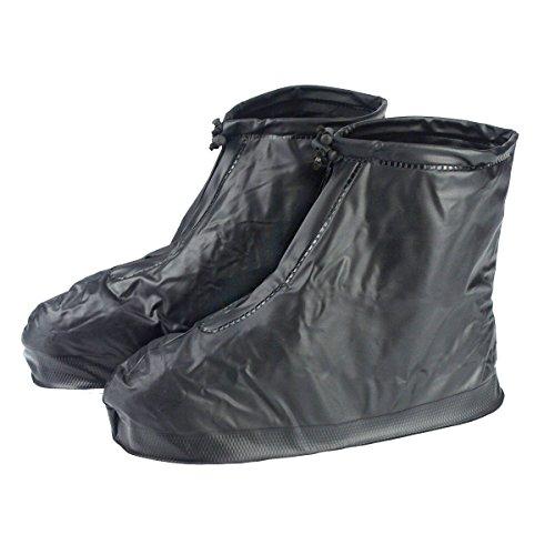 Sperries Jungen (Wiederverwendbare, wasserdichte rutschfeste Sohle -Jumpsuit, wiederverwendbar, mit Reißverschluss, Design: Schuhe und Stiefel für Herren und Jungen)