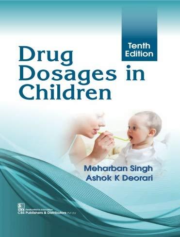 Drug Dosages in Children