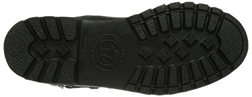 Panama Jack Feline Igloo  Damen Warm gefüttert Classics Halbschaft Stiefel & Stiefeletten Schwarz (Black)