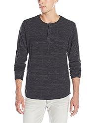 Kenneth Cole Mens T-Shirt (886459491206_MMF6BKL12_XL_INDIGO)