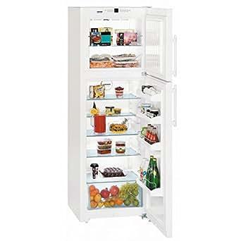 Liebherr CTN3223-21 Autonome Blanc 213L 60L A++ réfrigérateur-congélateur - réfrigérateurs-congélateurs (Autonome, Placé en haut, A++, Blanc, SN-T, LED)