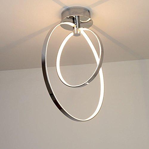 led farbwechsler deckenleuchte design deckenlampe preisvergleich die besten angebote online kaufen. Black Bedroom Furniture Sets. Home Design Ideas