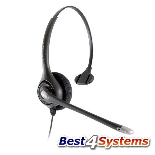 Plantronics Supraplus HW251N/A Noise Cancelling Headset (Refurbished) Plantronics Supraplus Noise Cancelling Headset