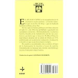 Hua Hu Ching-81 Meditaciones Taoistas (Arca de Sabiduría)