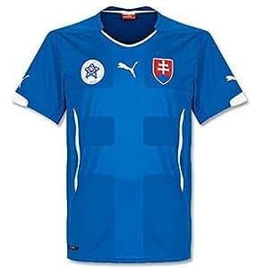 2014-15 Slovakia Away Puma Football Shirt