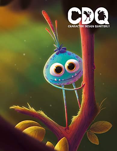 Character Design Quarterly di Publishing 3dtotal