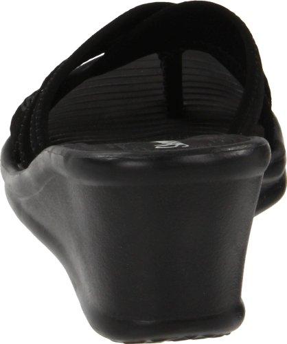Skechers, Sandali donna nero Black Black