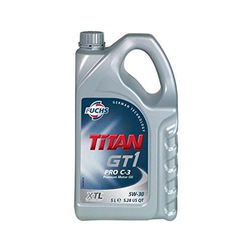 huile-moteur-fuchs-titan-gt1-pro-c3-5w30-5l