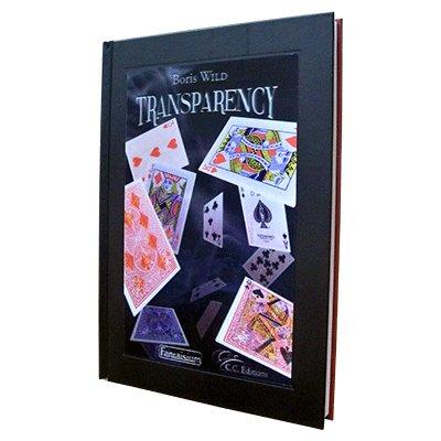 Preisvergleich Produktbild Transparency, The Boris Wild Marked Deck Book by Boris Wild - Book