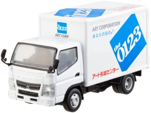 Play cast 1/32 1/32 1/32 Mitsubishi Fuso Canter Art Moving Center (japan import) c463e1