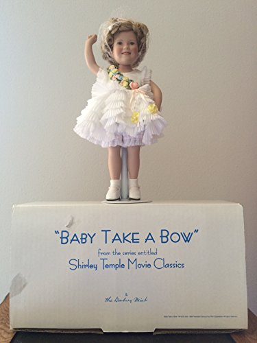 Danbury (mint – Shirley Temple Film Classics – Baby Take A Bow – Puppe (Shirley Bow)