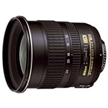 Nikon 12 - 24 mm f/4.0 S DX ED-IF - Objetivo para Nikon (distancia focal 12-24mm, apertura f/4, diámetro: 77mm) color negro