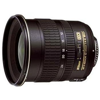 Nikon 12 - 24 mm f/4.0 S DX ED-IF - Objetivo para Nikon (distancia focal 12-24mm, apertura f/4, diámetro: 77mm) color negro