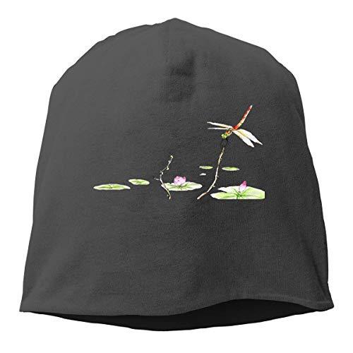 huibe Lilypads Dragonfly Unisex-verstellbare Baseballmützen Schirmmütze Multicolor (Dragonfly Mann Kostüm)