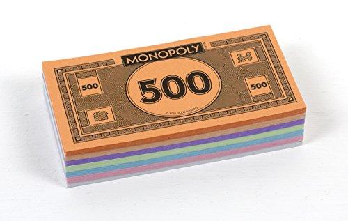 Hasbro 90000 - Monopoly - Spielgeld / Monopoly - Geld Monopoly Scheine