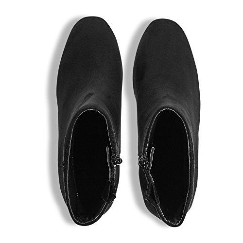 Marks & Spencer Stivali chelsea donna Black Suede