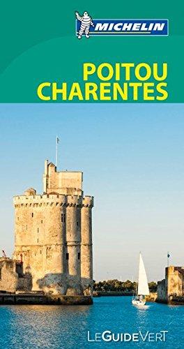 Guide Vert Poitou, Charentes Michelin