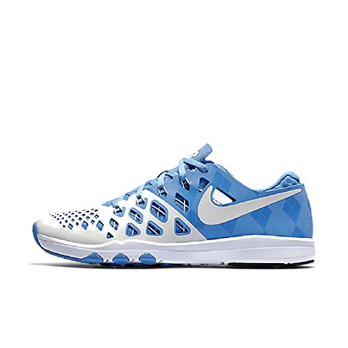 Nike Herren Primo Court Leather Tennisschuhe Grau Blau