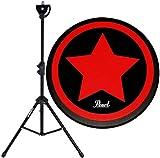 "Pearl PDR-08SP Practice Drum Pad Übungspad 8"" + KEEPDRUM DPS Pad Stativ"
