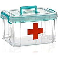 Medizin-Box Multifunktionale Haushalts-Kunststoff versiegelt Verbandskasten Familie weiß 8 Liter preisvergleich bei billige-tabletten.eu