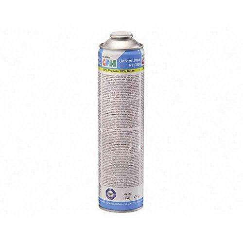 Preisvergleich Produktbild Universaldruckgasdose AT 2000 330g (Liefermenge: 2)